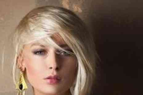 Blush Hair & Beauty - Full head of highlights or colour with a cut or restyle, wash and deep conditioning treatment - Save 76%