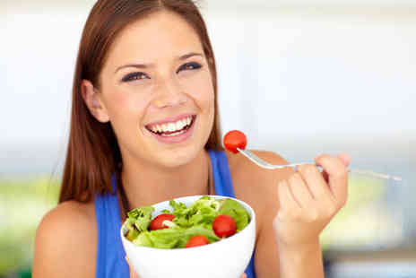 Get Zing with Nutrition - One hour nutritional consultation and bespoke eating plan - Save 61%