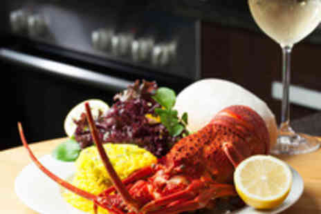 The Episode Hotel - Tuck into a Rib Eye Steak or Whole Lobster Meal for Two with Prosecco - Save 46%