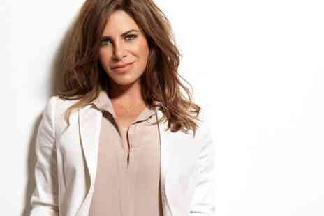 SJM Concerts - Two Tickets  to Jillian Michaels Maximise Your Life Live Tour - Save 50%