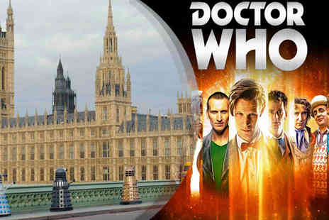 Great British Tours - Doctor Who Tour of London - Save 50%