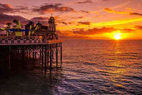 Hotel Umi Brighton - One night stay for two including breakfast and late check out, - Save 51%