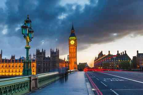 Great British Tours - Two hour London ghost walk for 2 - Save 55%