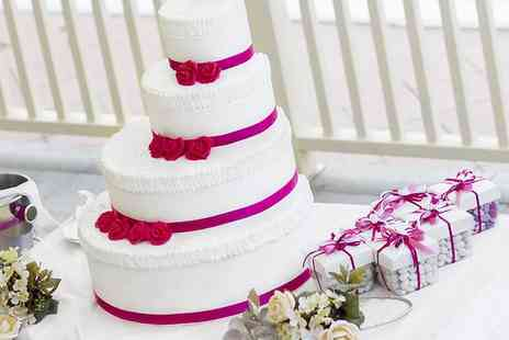 ButtercupCakes - Bespoke two tier celebration cake  - Save 51%