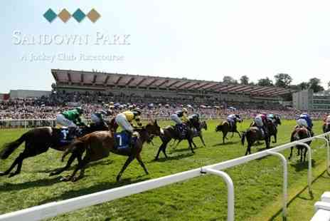 Sandown Park Racecourse - Betfred Masters Day  - Save 28%