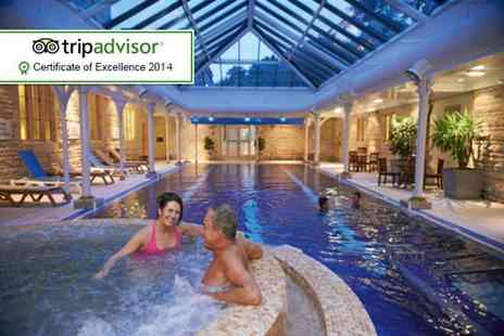 The Spa at Thoresby Hall - Spa day for 2 including a two course lunch - Save 69%