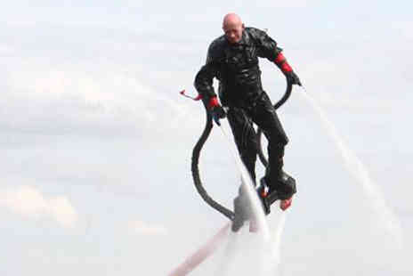 FlyBoard Fun - Liverpool Flyboard Experience for Two - Save 34%