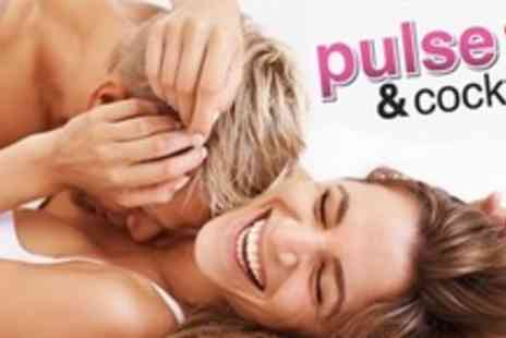 Pulse & Cocktails - £50 Worth of Adult Toys, Lingerie, and More - Save 62%