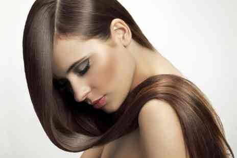 Runway Hair and Beauty - Cut, Blow Dry and Hot Oil Treatment - Save 68%