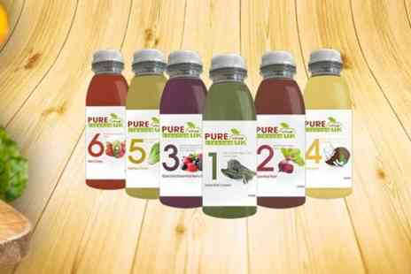Pure Viva Cleanse - Three Days Juice Cleanse - Save 35%