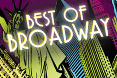 Royal Philharmonic Orchestra  - Tickets to Best of Broadway  - Save 21%
