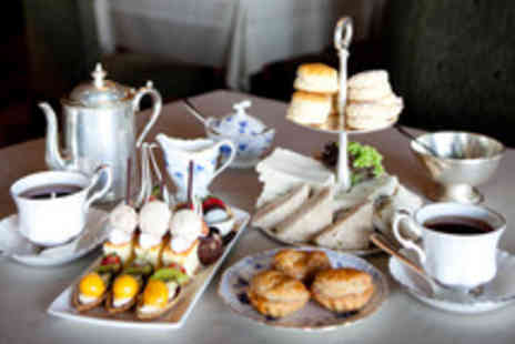 The Episode Hotel - Leamington Spa Afternoon Tea with Prosecco Option for Two - Save 53%