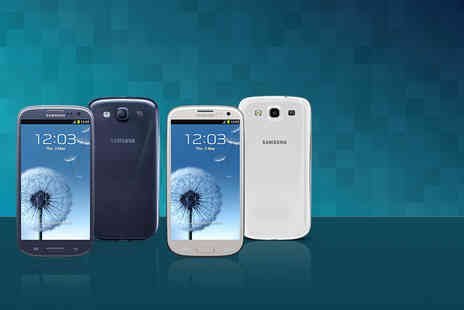 Smart Cherry mobiles - Grade B refurbished Samsung Galaxy S3 - Save 44%