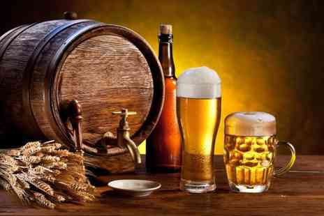 National Brewery Centre - Two tickets to the International Festival of Beer  - Save 0%
