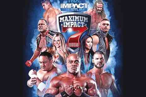 SJM Concerts - Ticket to TNA Maximum Impact VII  - Save 0%