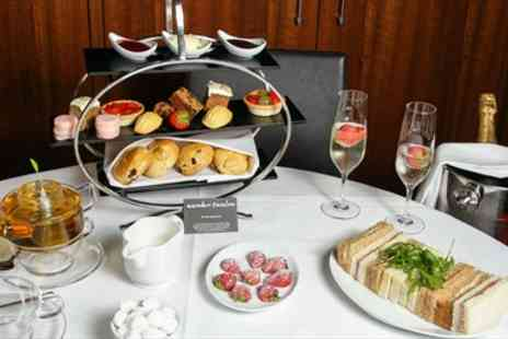 Guidezonel - Afternoon Tea & Prosecco for Two - Save 53%