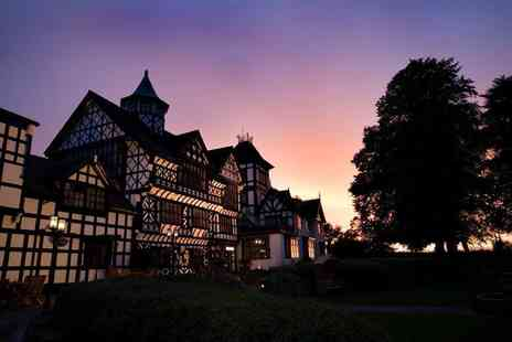 The Wild Boar Hotel - One night stay for 2 including breakfast - Save 49%