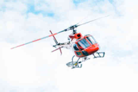 Adventure 001 - Nine Mile Sightseeing Helicopter Flight from a Choice of UK Locations - Save 58%