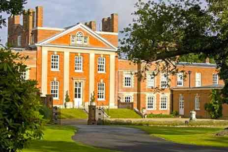 DeVere Warbrook Mansion House - One Night Stay For Two With Breakfast Plus Dinner - Save 0%