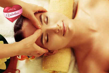 Your Relaxing Times -  45 minute reflexology session and 40 minute Indian head massage - Save 58%