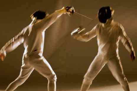 Fighting Fit Fencing - Fit Fencing Workshop or Four Week Beginners Course - Save 71%