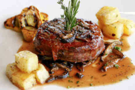 The Stanneylands Hotel - Double AA Rosette Five Course Tasting Menu with Prosecco for Two - Save 47%