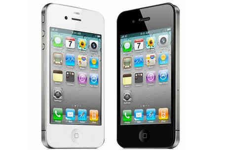 Smart Cherry mobiles - Apple iPhone 4S 16GB - Save 68%
