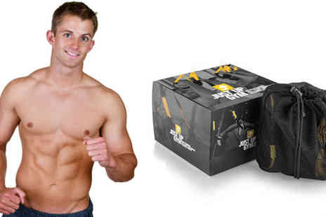 Delizius Deluxe - Just Up Gym Chest Expanders for Suspension Training - Save 80%
