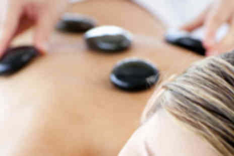 Bella Beauty - Hot Stone Massage and Dermalogica Express Facial - Save 58%