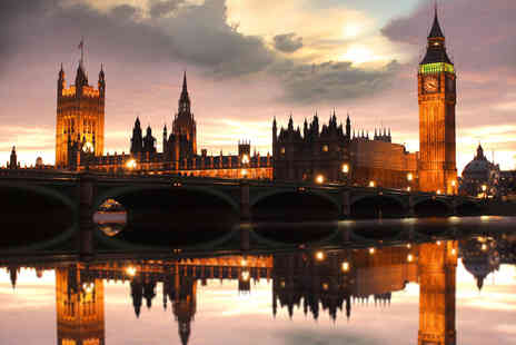 Great British Tours - Tickets to the Great Crime Walking Tour of London - Save 55%