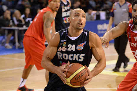 Glasgow Rocks Basketball - Two tickets to see Glasgow Rocks vs Sheffield Sharks on 20th Feb  - Save 40%