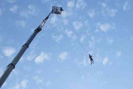 UK Bungee Club - 160ft Catapult Launch Experience - Save 31%