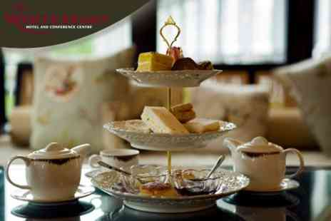 The White Hart Hotel and Conference Centre - Afternoon Tea for Two for £16 - Save 60%
