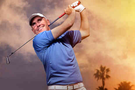 Hunter Knight Golf Coaching - Two Sixty Minute Video Analysis Golf Lessons - Save 65%