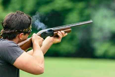 Kelly Country Sports - Clay Pigeon Shooting Session for Two  - Save 57%