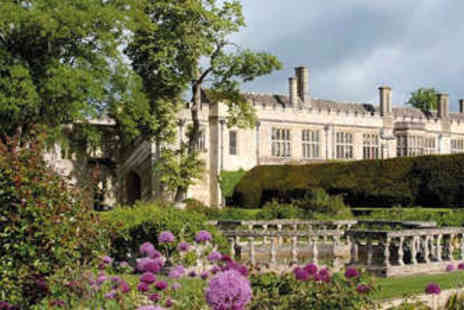 UK Grand Sales - Two Tickets to the Spring Homes and Garden Fair - Save 50%