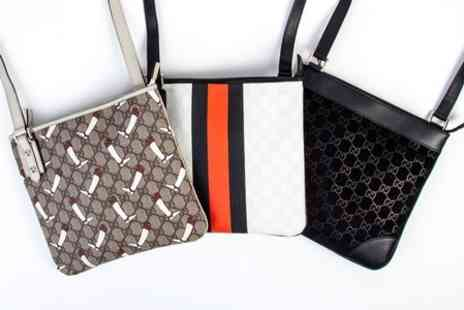 Groupon Goods Global GmbH - Ladies Gucci Designer Handbag in Choice of Style and Colour  With Free Delivery - Save 0%
