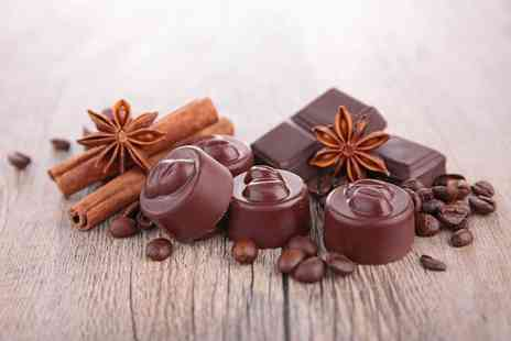 Alexanda Hamilton Group - Chocolate making class including a glass of Champagne for One  - Save 83%