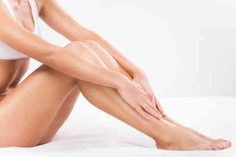 The Laser House - Six sessions of laser hair removal - Save 88%