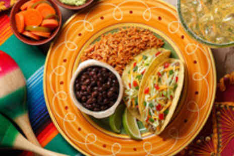 Viva La Mexicana - Mexican Street Food Meal and a Cocktail Each for Two  - Save 54%