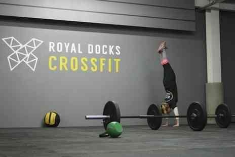 Royal Docks CrossFit - One Month Class Membership  - Save 79%