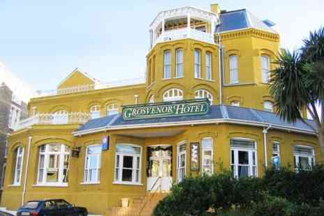 Grosvenor Hotel - One Night Stay For Two With Breakfast  - Save 0%