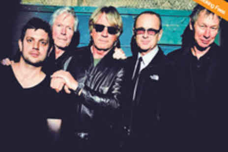 Cuffe & Taylor Touring - Tickets to Status Quo at Symphony at the Tower - Save 0%