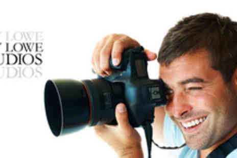 Ray Lowe Studios - An intensive photography course - Save 86%