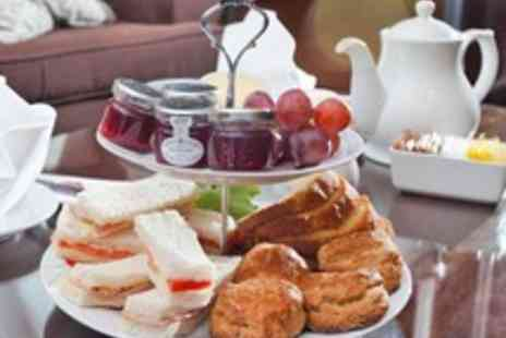 The London Elizabeth Hotel - Traditional Central London Afternoon Tea with Prosecco for Two  - Save 63%