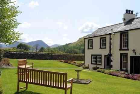 New House Farm - Cumbrian Short breaks with afternoon tea  - Save 48%