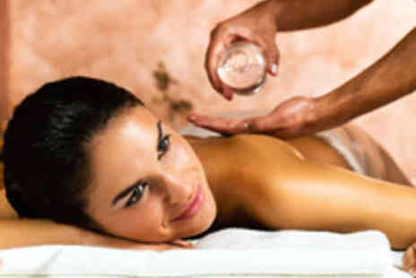 Spa In The City - Scented 25 Minute Aromatherapy Back Massage - Save 50%