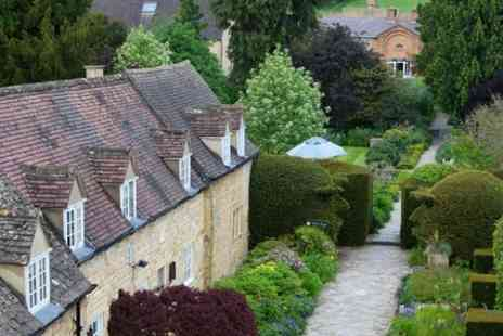 Cotswold House Hotel and Spa - One Night Stay For Two With Dinner  - Save 0%