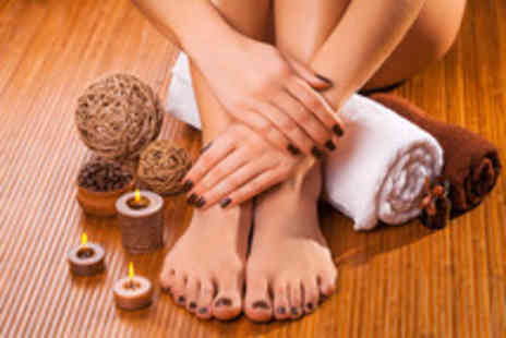 The Arch - Manicure and Pedicure - Save 50%
