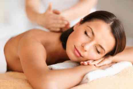 Beauty By Allana - Neck, shoulder, back massage and  facial - Save 62%